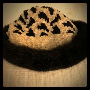 Everiti faux fur hat